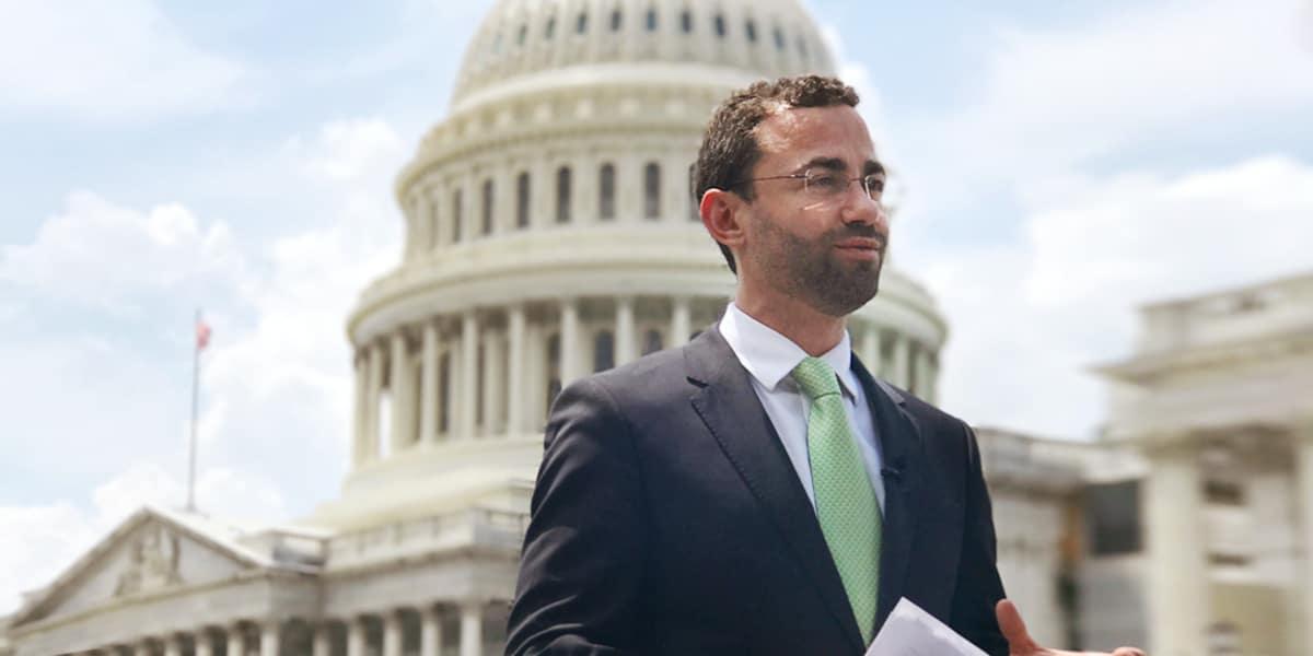 Matt habla alto y claro en Capitol Hill